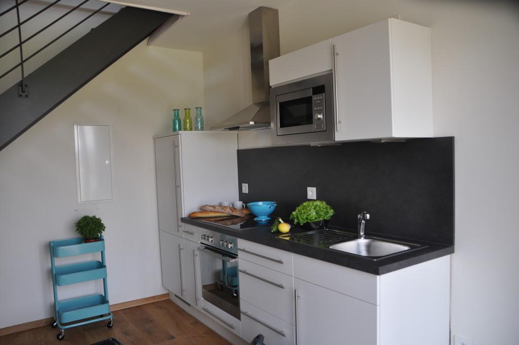Küche Apartment 5
