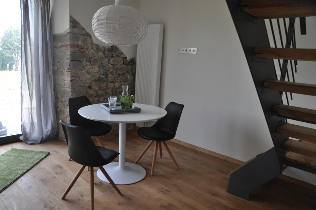 Essbereich Apartment 5